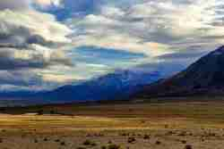 JMC_1214_4578 Print of Carson Valley on a Cloudy Winter Day Photo