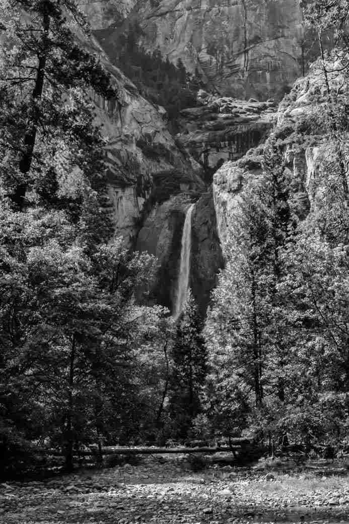 Photo of Waterfall in Yosemite