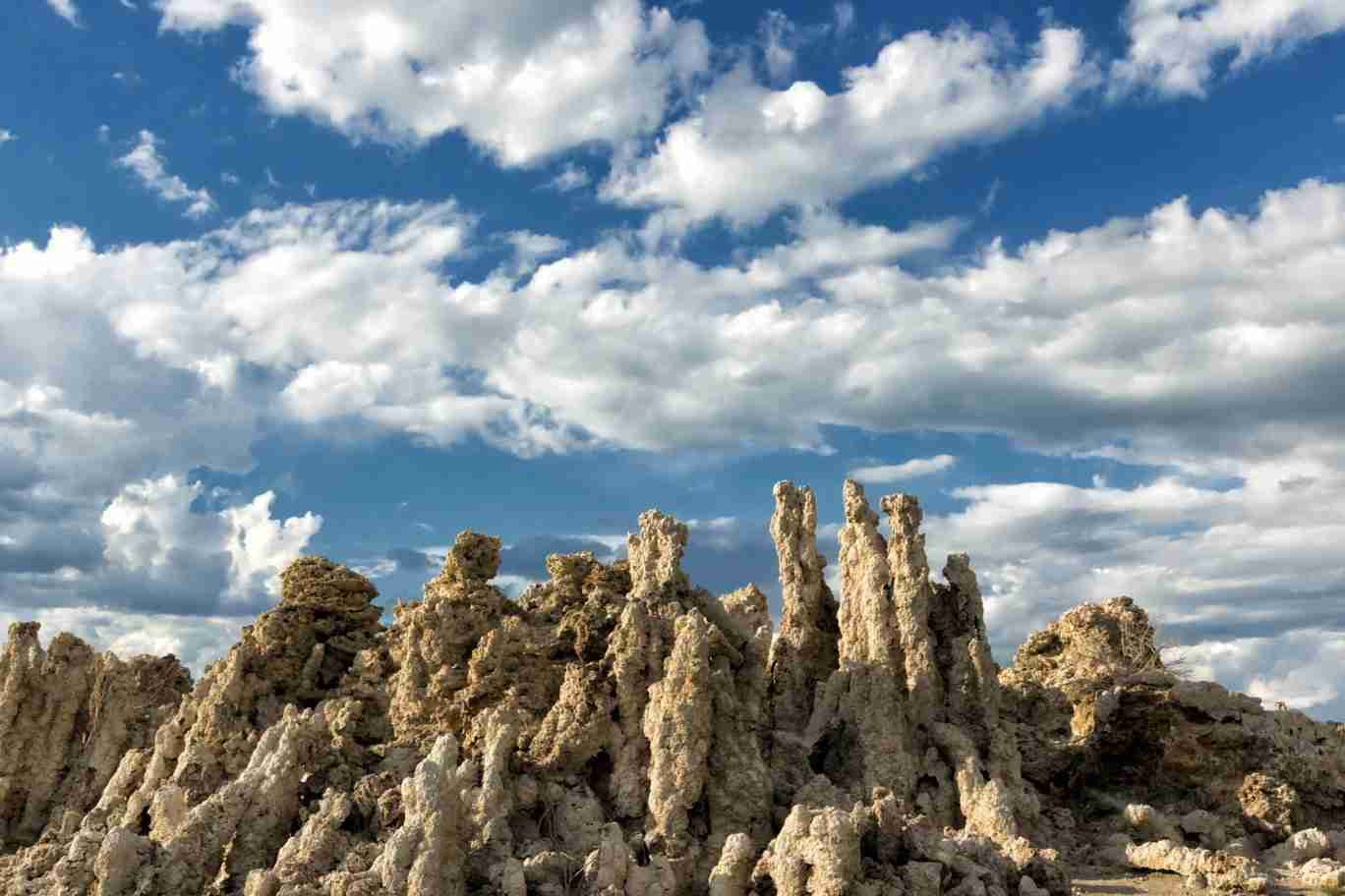 Print of Tufa Towers at Mono Lake