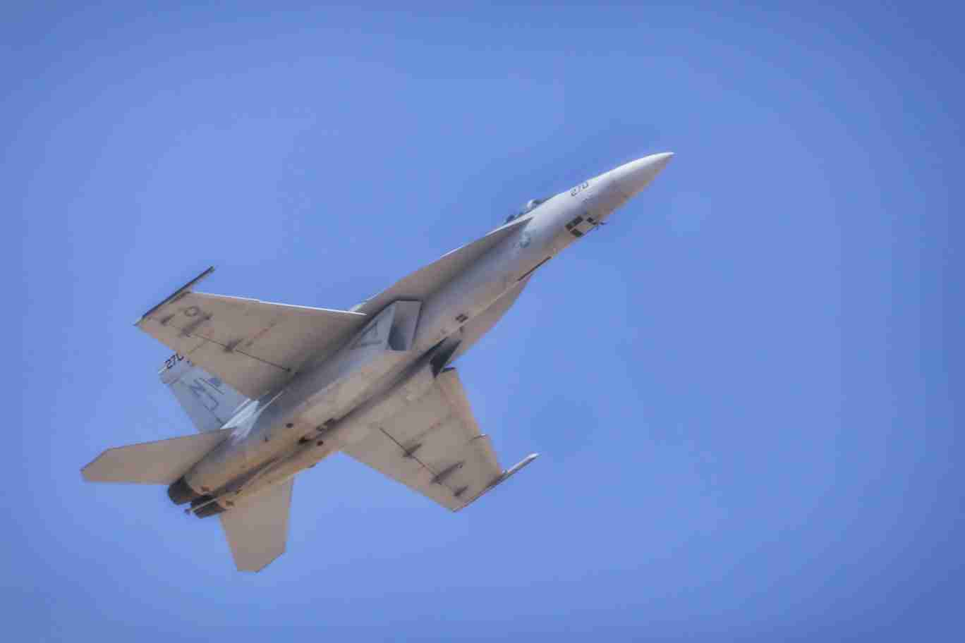 F/A-18 Super Hornet Underbelly