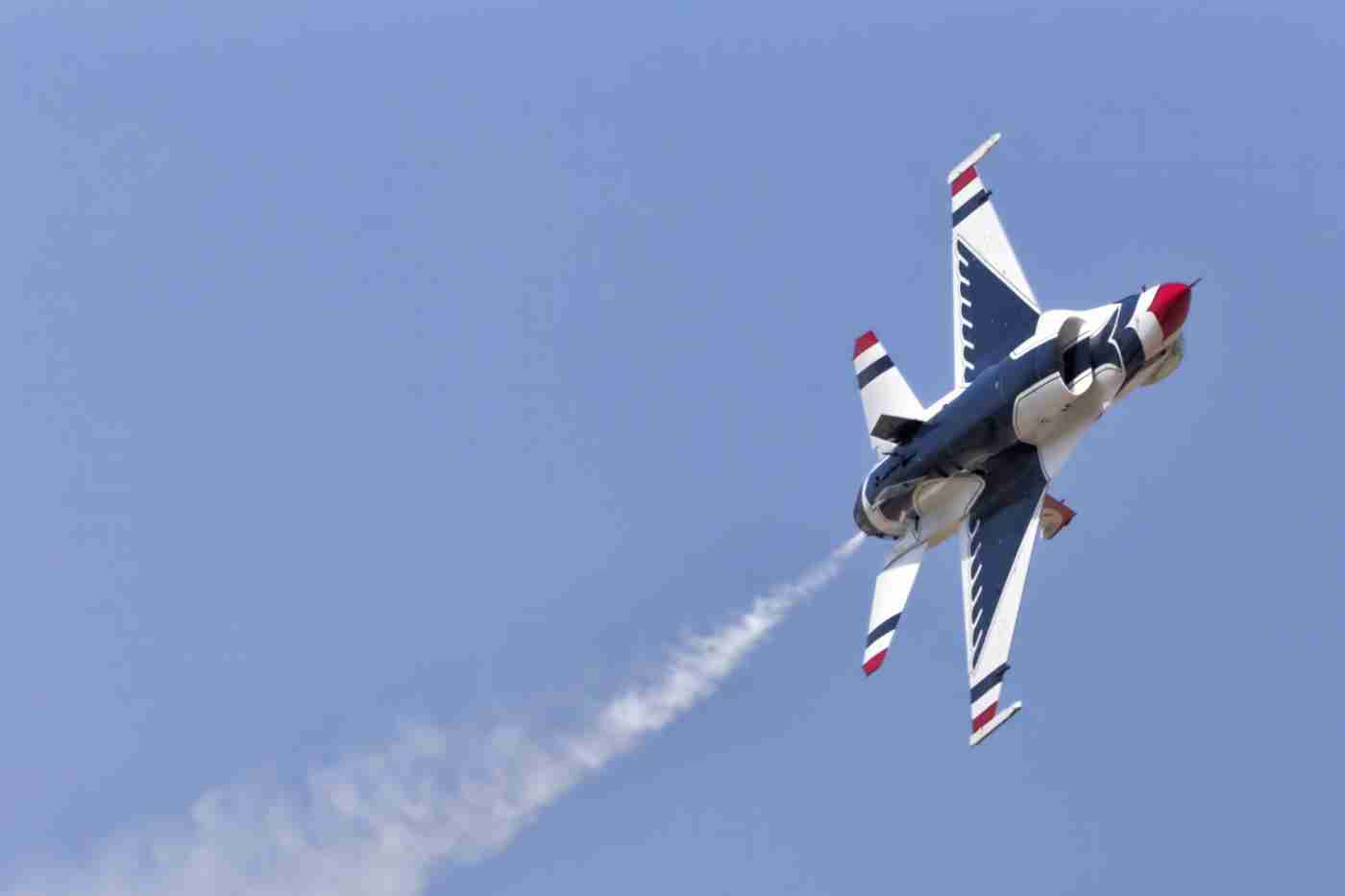 Air Force Thunderbird Banking Hard